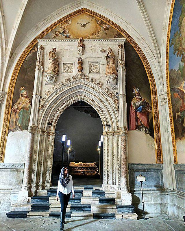 Religious sites in Spain.