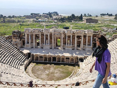 epic looking greek theater I've ever se