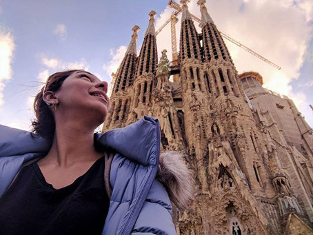 Spain Part I; Dancing,Tapas, and Gaudi.