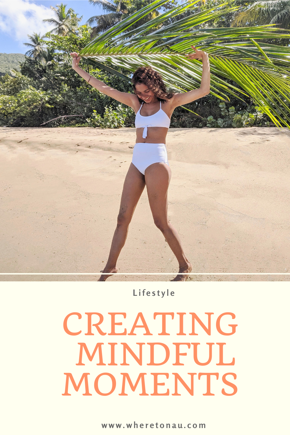 Using daily affirmations such as I am love to practice mindful thinking and living in the now. Bringing hope and believing in miracles to ground yourself. How to pause and practice stillness guide, standing still and breathing.