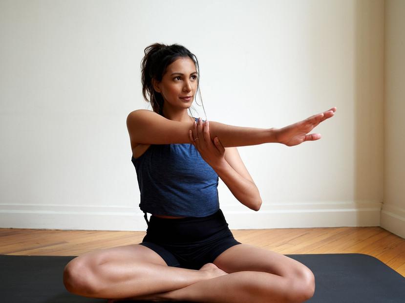 Naureen Chhipa Yoga