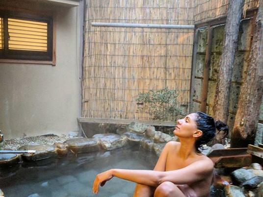 Dip in the Onsens of Kokuya Ryokan-- Shibu Onsen, Japan.