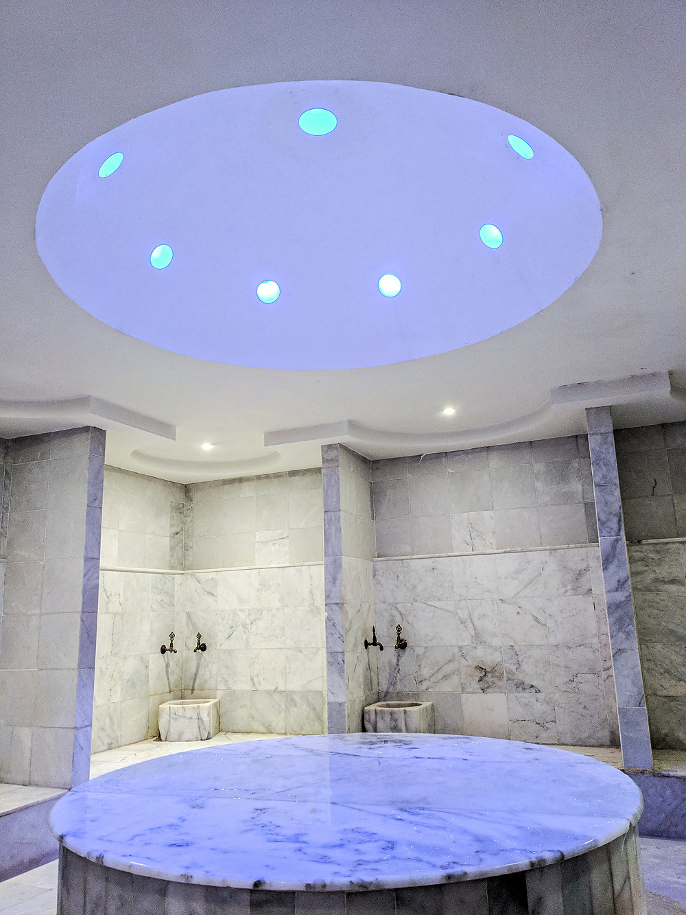 Top things to do in Turkey; experience a Turkish bath.
