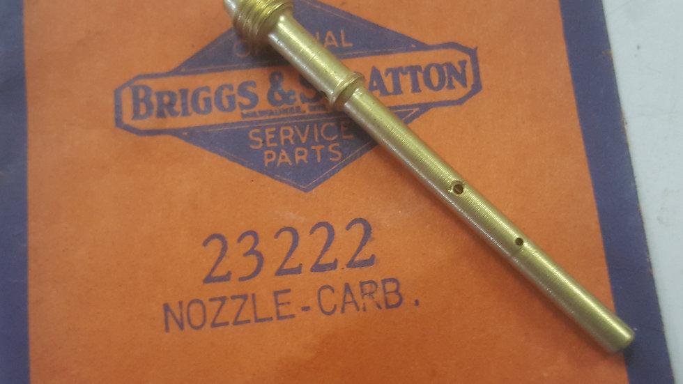 BS-23222 Carburetor Nozzle