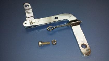 A-66s Brake arm assembly. Inc: 1159 1/4-28 x 3/4 s.s. fillister screw & A-241