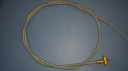 A-19s Control cable & housing (throttle)