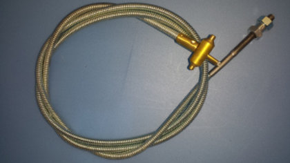A-20s Brake cable & housing assembly