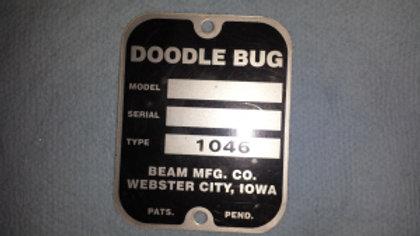 ~ Serial tag - Doodle Bug