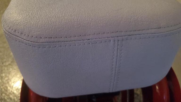 D-73s-1 Extra-Firm Foam Seat. Custom Made w/Original Vinyl Upholstery