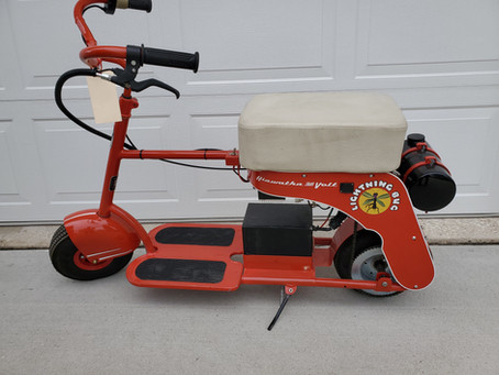 Doodle Bug Scooter For Sale
