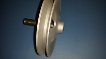 B-25s Countershaft pulley with shaft