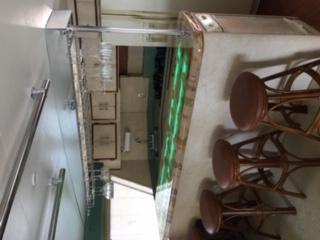 Galley bar counter