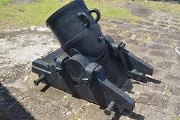 Cannon Fort Georges Granada.JPG