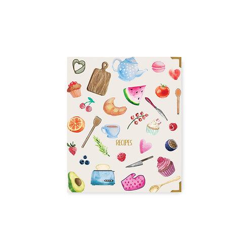 Flavor Recipe Book