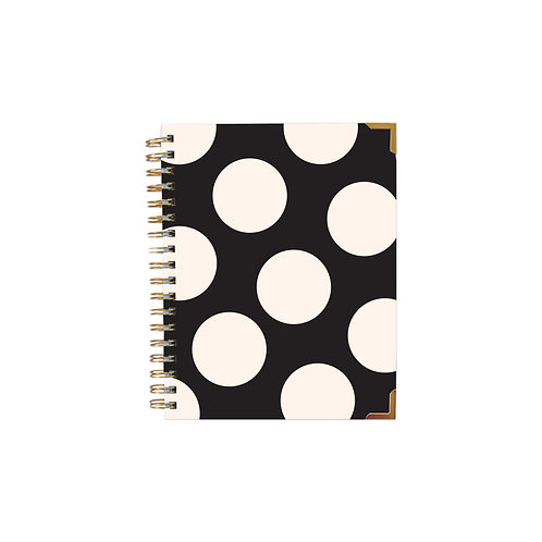 Polka Spotted Notebook