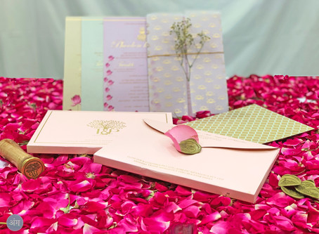 12 Things to keep in mind before ordering Wedding Invitations