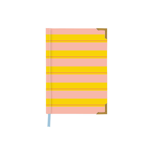 Striped Stripe Notebook