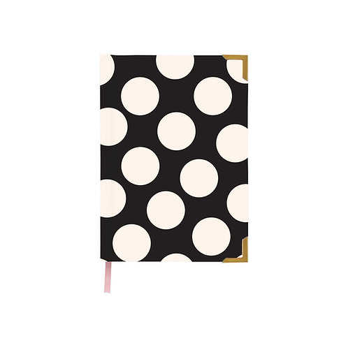 Polka Spotted Journal
