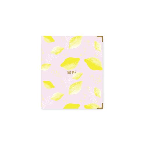 Lemon Recipe Book