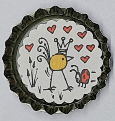 Magnet Vogel Kamilla VK1
