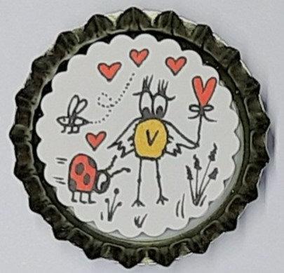 Magnet Vogel Vito V2