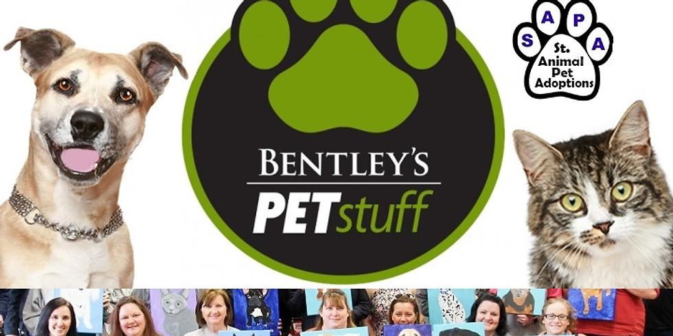 Paint Your Pet at Bentley's Creve Coeur