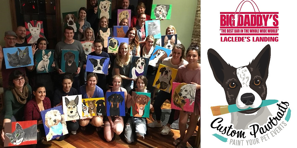 Paint Your Pet at Big Daddy's