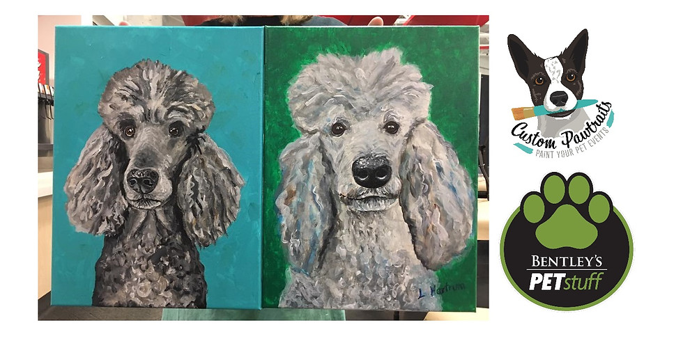 SOLD OUT Paint Your Pet at Bentley's Kirkwood