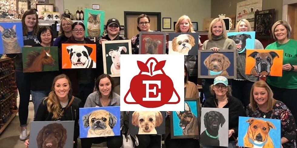 Paint Your Pet at Eckert's - Belleville, IL
