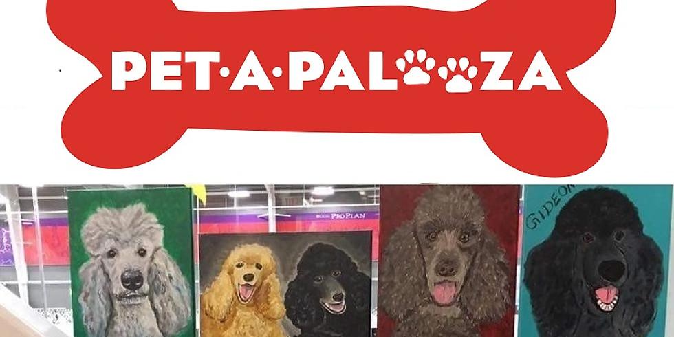 Pet-A-Palooza Paint Your Pet #2