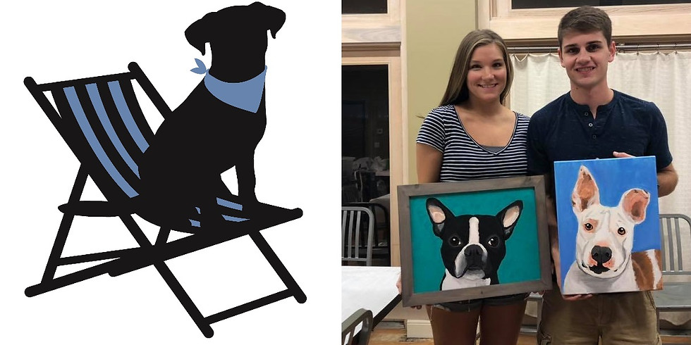 Paint Your Pet at Kennelwood - St. Peters