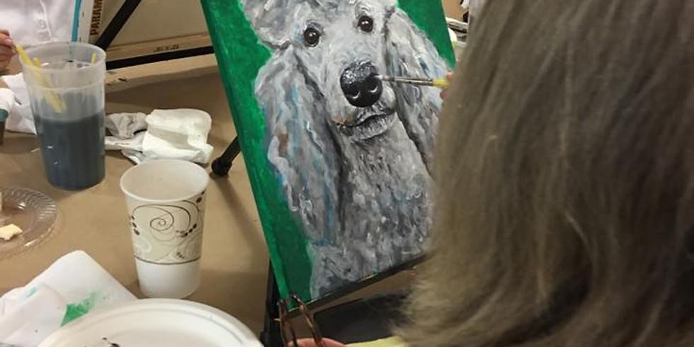 Greenville, IL Paint Your Pet