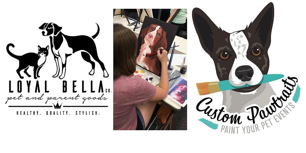 Paint Your Pet at Loyal Bella Co.