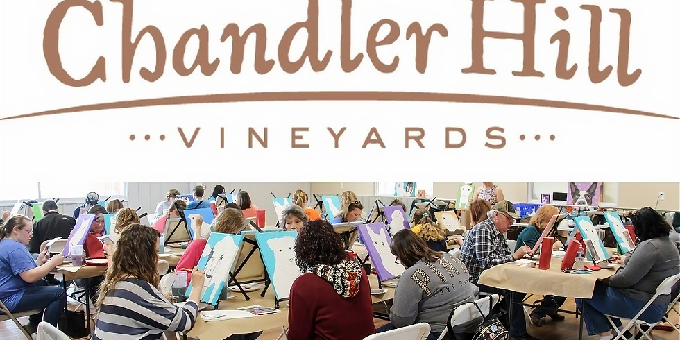 Paint Your Pet at Chandler Hill Vineyards! (1)