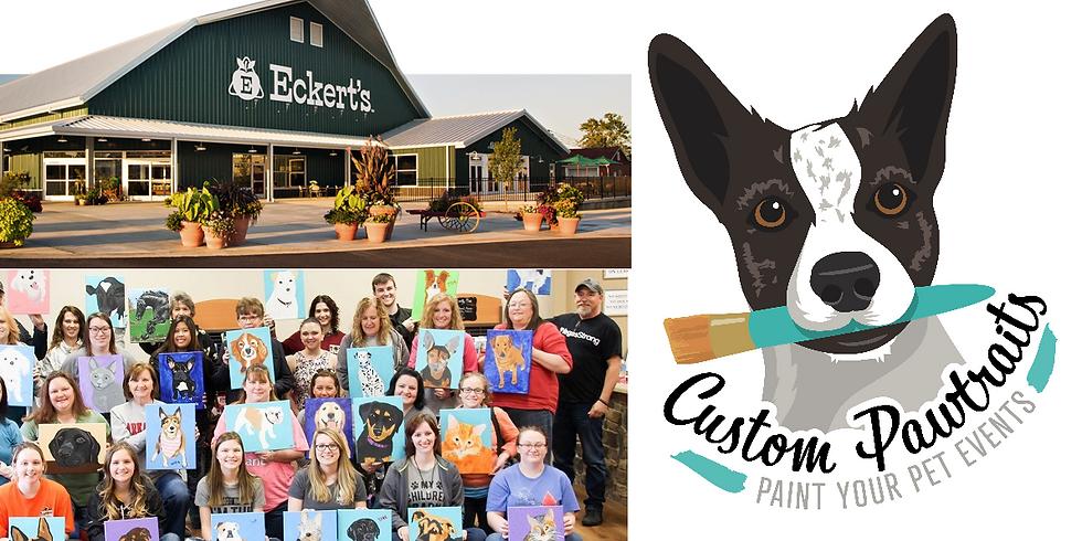 SOLD OUT Paint Your Pet at Eckert's - Belleville