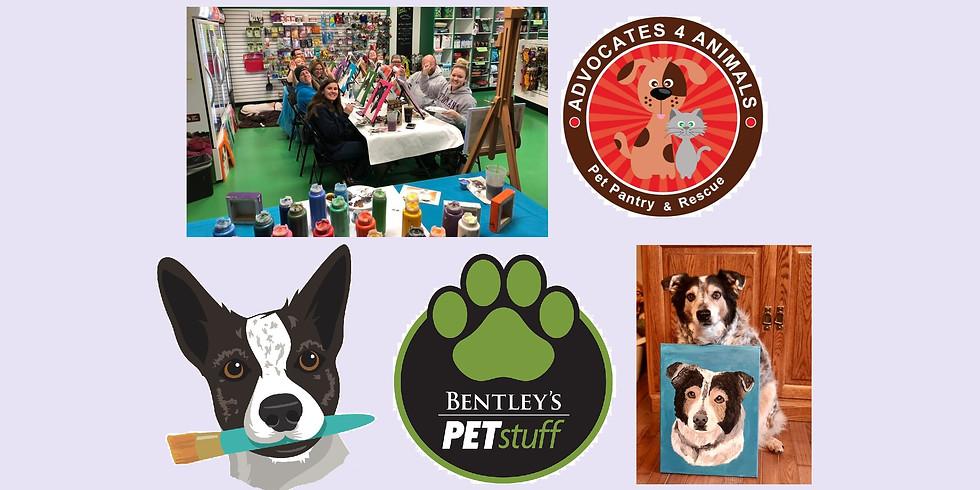 Paint Your Pet at Bentley's Kirkwood