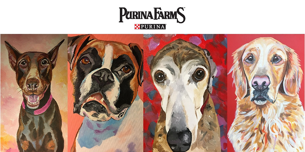 MORE SPOTS ADDED Valentine's Edition: Couple's PYP at Purina Farms!
