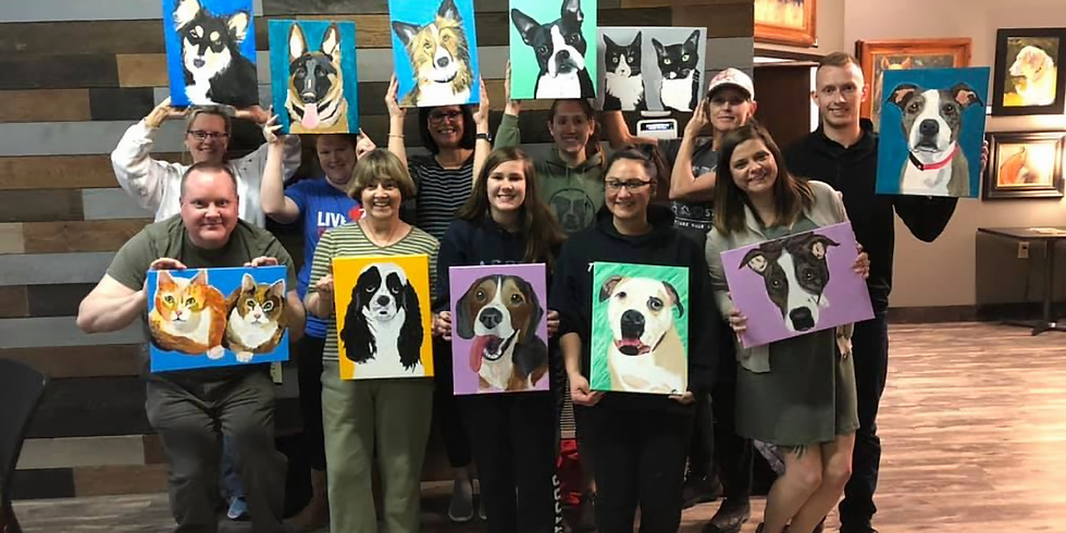 Postponed: Paint Your Pet at Baked! (St. Charles, MO)