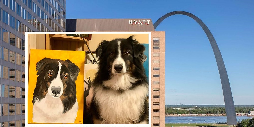 Paint Your Pet at the Hyatt