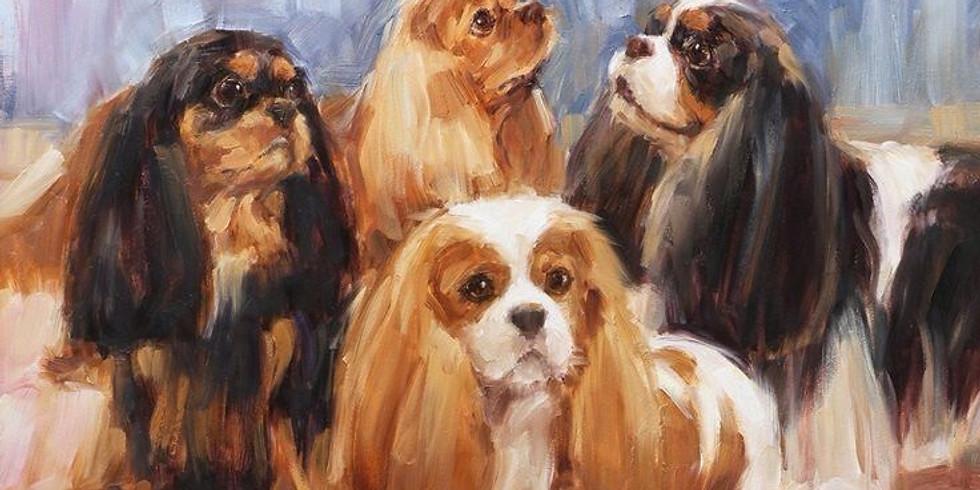 Private: Cavalier Club Paint Your Pet