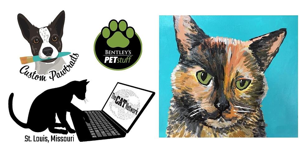 Paint Your Pet at Bentley's Wildwood
