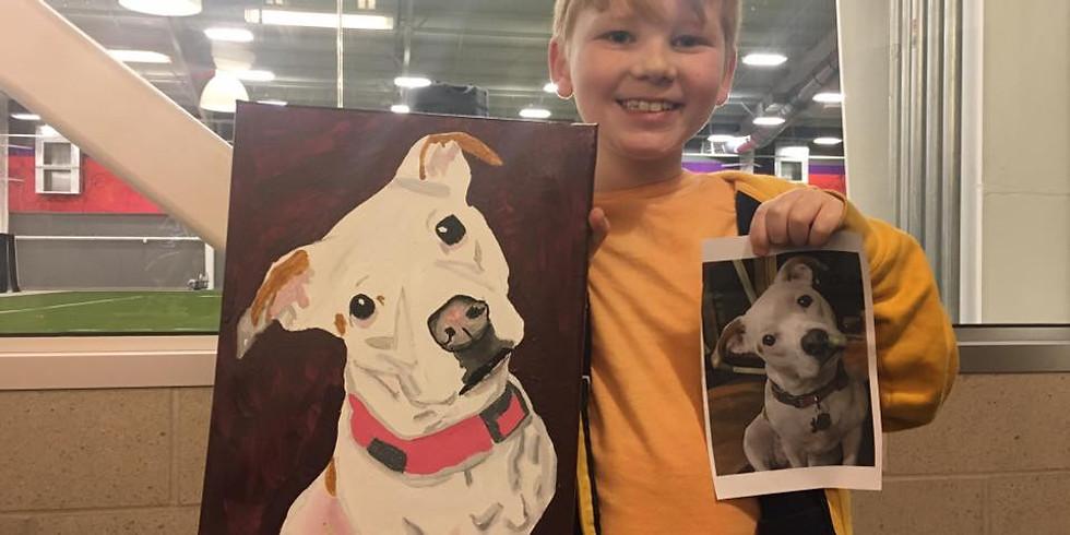 Paint Your Pet: KIDS EDITION!
