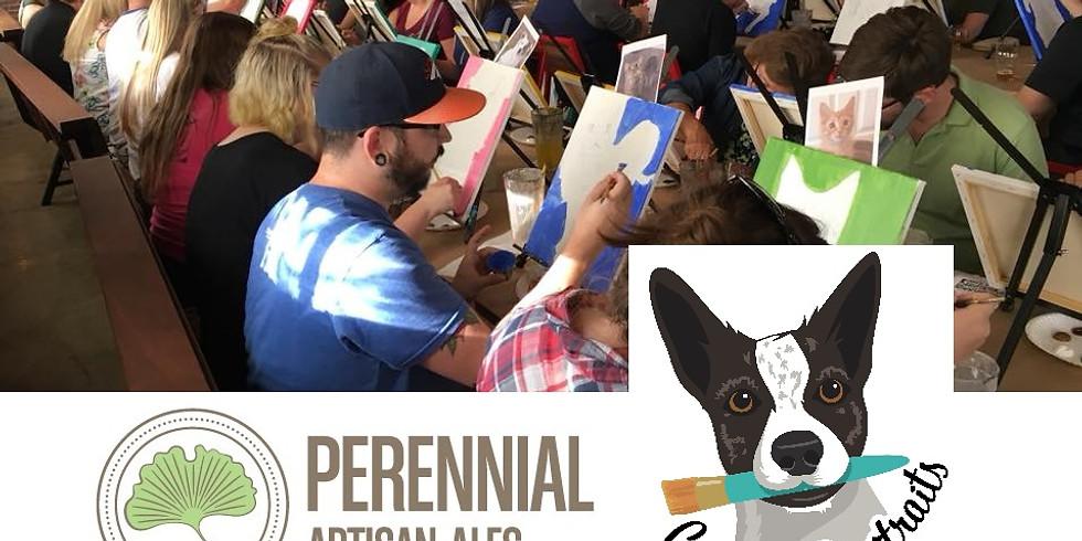Paint Your Pet at Perennial Artisan Ales