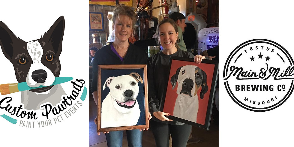 Paint Your Pet at Main and Mill