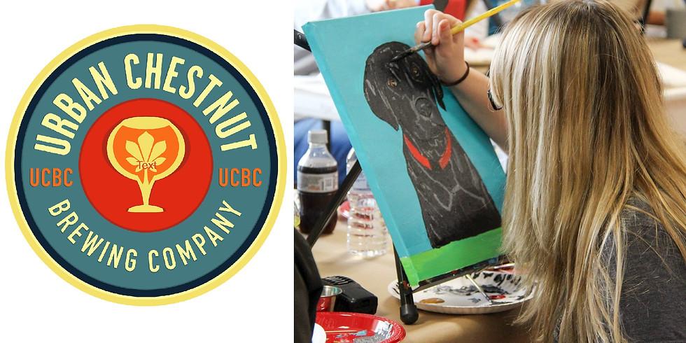 Paint Your Pet at Urban Chestnut