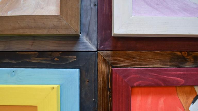 Handmade Wood Frame