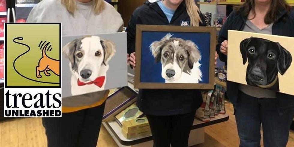 Paint Your Pet at Treats Unleashed - Leawood, Kansas (1)