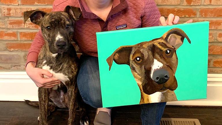 Paint Your Pet at Grafton Brewhaus