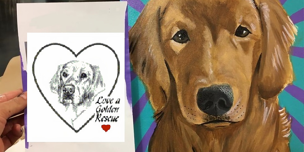 Paint Your Pet at Treats Unleashed (formerly Bentley's) Cottleville