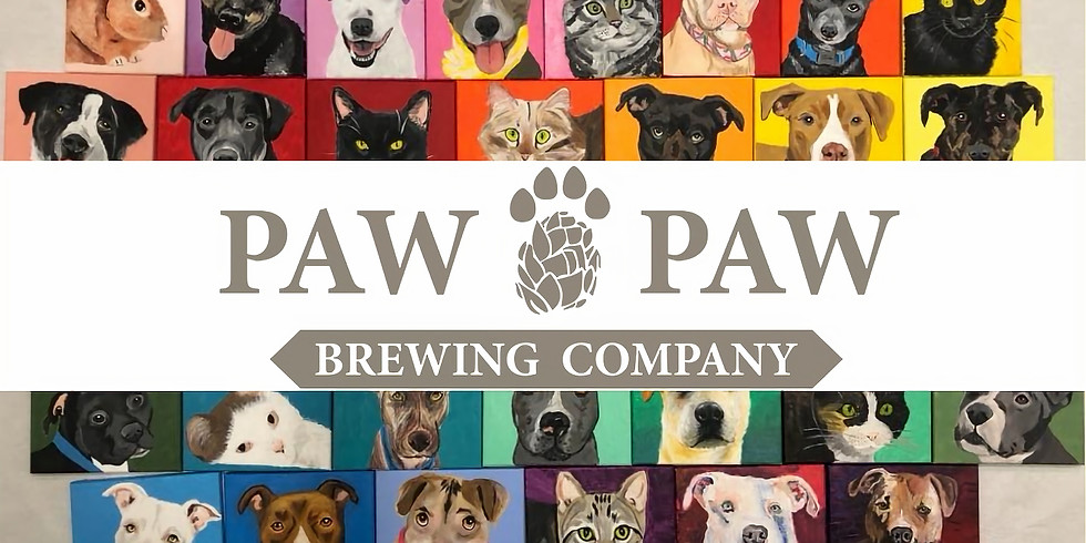 Paint Your Pet at Paw Paw (MI)